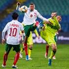 България изстрада първа победа в последния си мач от евроквалификациите