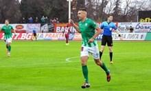 Камбуров вече на 25 гола от рекорда на Петър Жеков
