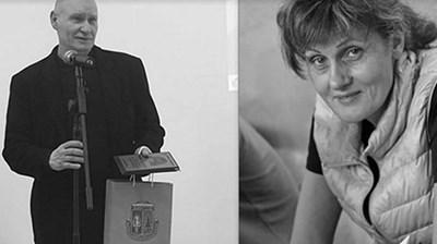 Самоубилият се Велчо Клешков и убитата от него Йорданка Пенина снимка: rodopiinfo.bg