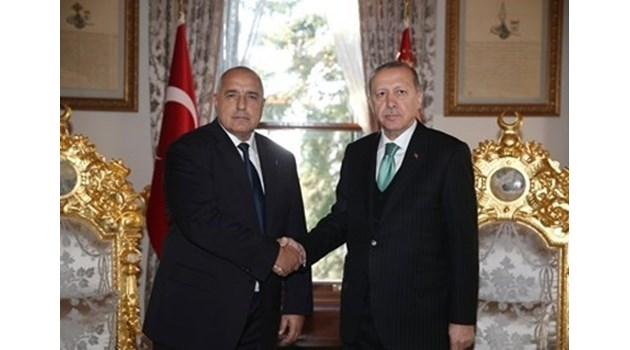 Борисов и Ердоган са разговаряли по телефона