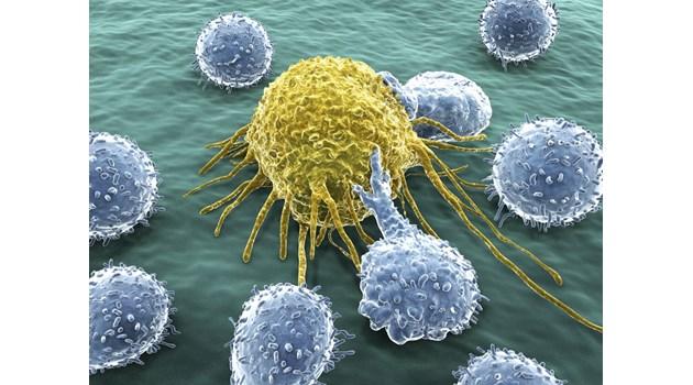 Умна ваксина имплант срещу рак