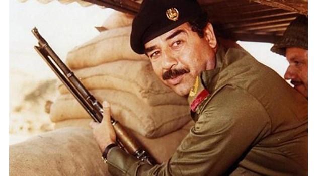 Откриват $650 млн. в стените на замък на Саддам