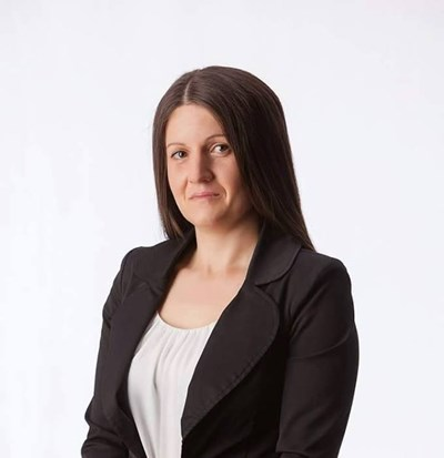 Стефка Стефанова СНИМКА: Областна администрация - Хасково