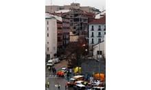 Най-малко трима загинали и 11 ранени след взрива в Мадрид (Снимки, видео)