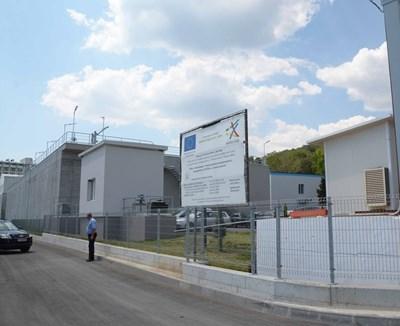 Станцията за пречистване на отпадни води ще поеме целия им обем в района около Златни пясъци, Ален мак, Чайка и Ривиера.