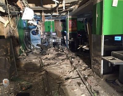 Бомба избухна в супермаркет в Санкт Петербург и уби 18 души СНИМКИ: РОЙТЕРС