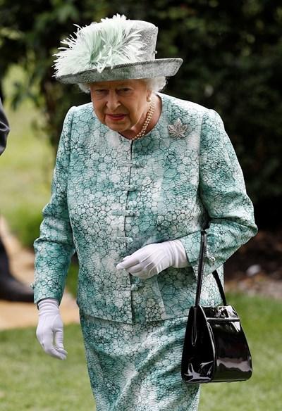 Елизабет II Снимка: Ройтерс
