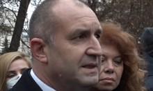 Радев: Изборите трябва да са на 28 март (Обновена)