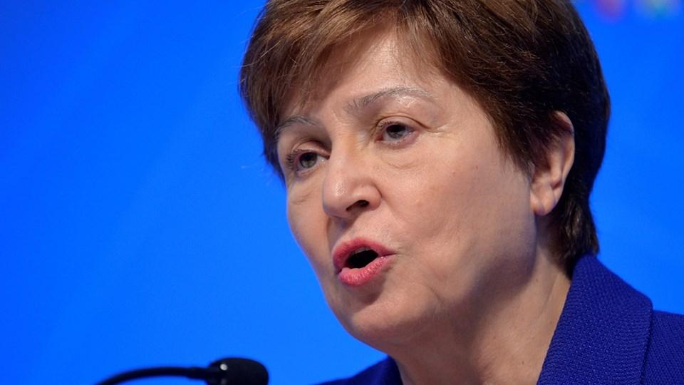 Лондонско издание иска оставката на Кристалина Георгиева заради скандал, свързан с Китай
