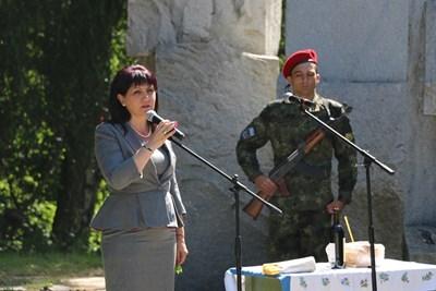 Цвета Караянчева Снимки: Народното събрание