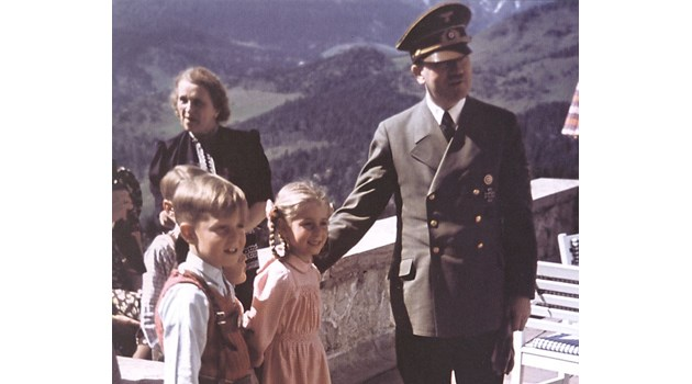 Дъщерята на архитекта на Хитлер помага на евреи