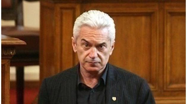 Сидеров се кандидатира за кмет: Ще направя София да прилича на Москва - ще има чистота и ред
