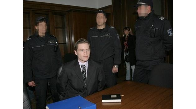 Австралиецът Джок Полфрийман пред съда: Вече не използвам юмруци, а законите