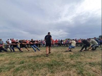 Есенен спортен празник в Русе Снимки: Община Русе