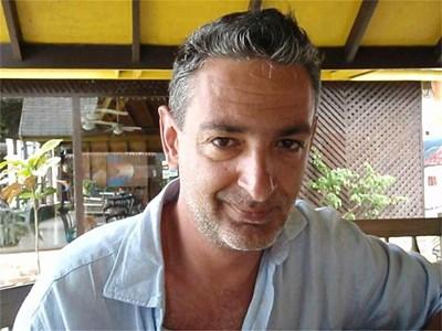 """Така изглежда днес Димитър Бойков Димитров, когото всички наричали Митя. Той беше Добролюб в сериала """"Войната на таралежите"""" СНИМКА: ЛИЧЕН АРХИВ"""