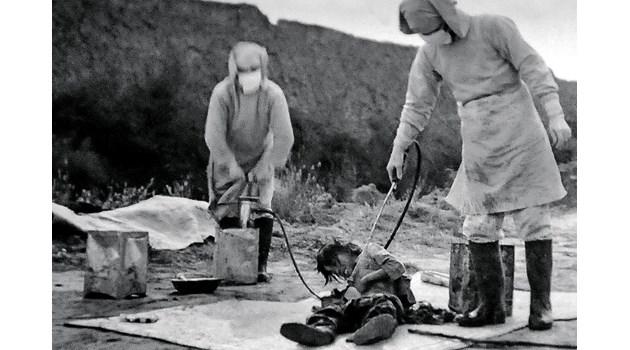Отряд 731 - тайната програма за биологично оръжие на Япония