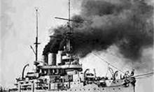 Руски кораби и самолети бомбардират Варна