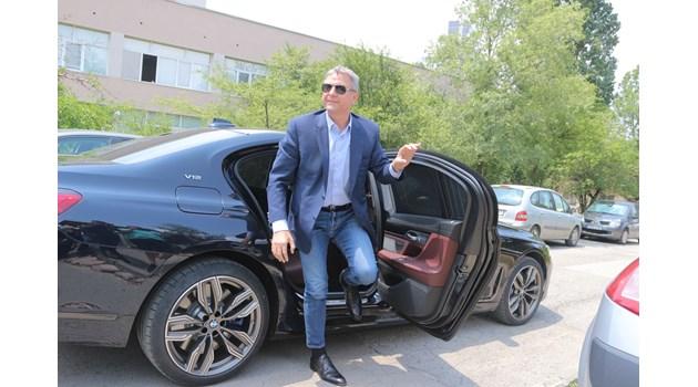 """Кой е Мошкин - руснакът, за когото Бобоков търсил """"златна виза"""" като """"приятелска услуга"""" от екипа на президента"""