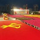 Северна Корея предупреди гражданите да си стоят у дома, защото сезонните ветрове с жълт прах от Китай може да докарат и коронавируси СНИМКА: Ройтерс