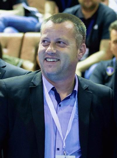 Председателят на Българската федерация по хандбал Росен Добрев