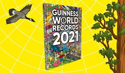 Книгата на рекордите на Гинес 2021