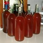 Виното се запазва много добре, когато се държи в стъклен съд
