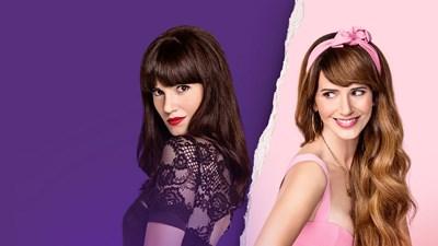 Красавицата Гриселда Сисилиани е в две роли - на близначките Мара и Нина.