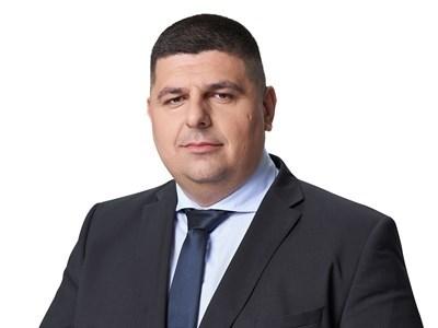 """Депутатът от """"Демократична България"""" Ивайло Мирчев"""