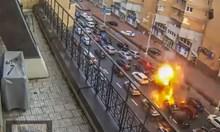 """Митичен чеченец взривен с модел на """"Диор"""""""
