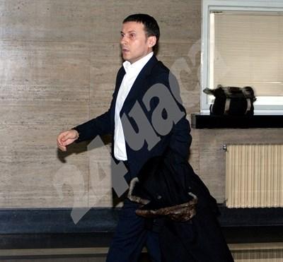 Миню Стайков е зад решетките от септември м.г. Снимка Архив