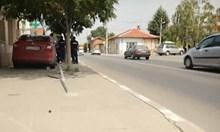Заради спрели коли полицаят не видял детето и го помел (Обзор, видео)