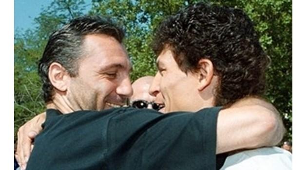 Как Балъков надви Стоичков и ВИС-2 и стана футболист номер 1 на 1995 г.