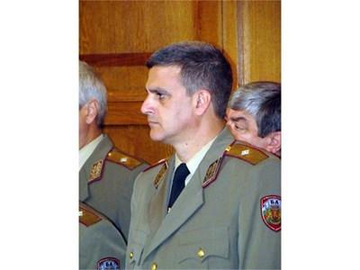 Ген. Стефан Янев е един от авторите на закона за отбраната. СНИМКИ: ПИЕР ПЕТРОВ