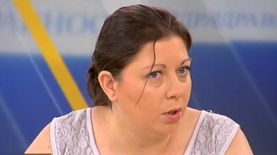 Майката на 6-годишната Мими Кадър: NOVA.