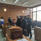 Севдалин и Марин Боюклиеви в съдебната зала