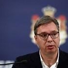 Сръбският президент Александър Вучич СНИМКА: Ройтерс