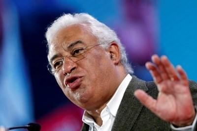 Португалският премиер Антониу Коща СНИМКА: Ройтерс