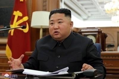 Севернокорейският държавен ръководител Ким Чен Ун СНИМКА: Ройтерс