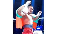 Мога да се бия навсякъде, но нищо не е като мач в България
