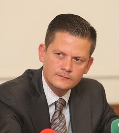 Димитър Маргаритов СНИМКА: Архив