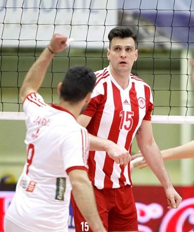 Тодор Алексиев премина в Гърция след два сезона в аржентинската лига.