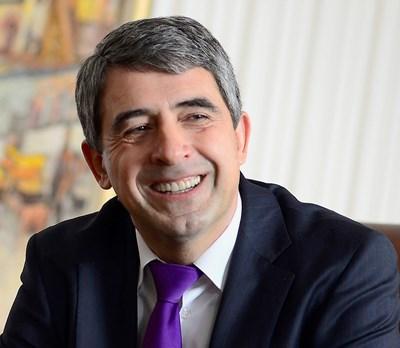 Президентът на републиката в периода 2012-2017 г. Росен Плевнелиев