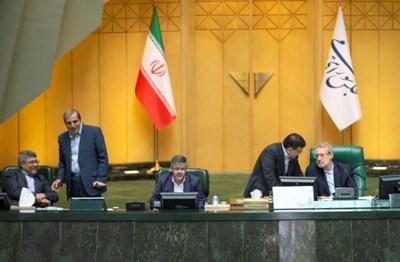 Председателят на иранския парламент Али Лариджани СНИМКА: Ройтерс