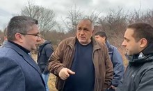 Борисов в Перник, контролира обследването за загуби на вода (Видео)