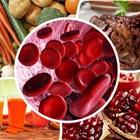 Кои храни са полезни заповишаване на хемоглобина
