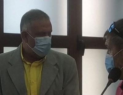 Д-р Иван Димитров в съда