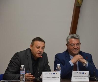Кметовете на Благоевград и Драма разясниха дейностите по проекта.