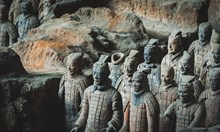 Златото на търсещия безсмъртие първи китайски император
