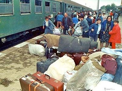 """Цанко Цанев пред """"168 часа"""": Смяната на имената през 1984 г. стана мирно, имаше опашки"""