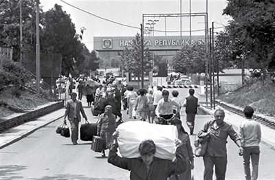 """""""168 часа"""": Юни, 1988 г., министър Стоянов към Живков: Искат турска автономна област"""